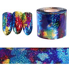 1pcs Nail Art Samoprzylepna Koronka Naklejka Kosmetyki do makijażu Nail Art Design