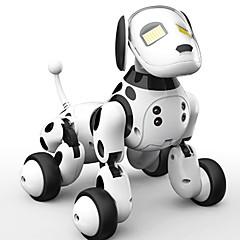 baratos -RC Robot Eletrônica Kids ' 2.4G ABS Dançando Caminhada Programável