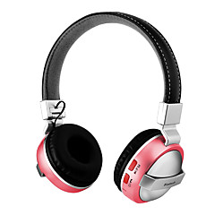 billige Bluetooth-hodetelefoner-828 På øret Trådløs Hodetelefoner dynamisk Plast Mobiltelefon øretelefon Med volumkontroll Med mikrofon Headset