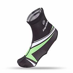 XINTOWN Overtrekk til sykkelsko Kalosjer Herre Dame Unisex Fort Tørring Ultraviolet Motstandsdyktig Fukt Gjennomtrengelighet Støvtett