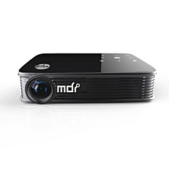 cheap Projectors-M90 DLP Home Theater Projector WXGA (1280x800)ProjectorsLED 3000