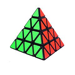 preiswerte -Magischer Würfel IQ - Würfel QI YI Feng Alien 3*3*3 4*4*4 Glatte Geschwindigkeits-Würfel Bildungsspielsachen Puzzle-Würfel Glatte Aufkleber Neuartige Kinder Spielzeuge Jungen Geschenk