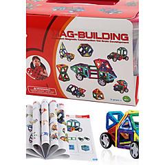 Magnetspielsachen 1 Stücke MM Magnetspielsachen Magnetische Blöcke Magnetische Gebäude-Sets Drache Executive-Spielzeug Puzzle-Würfel Für