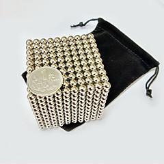 Jouets Aimantés Blocs de Construction Boules Magnétiques 1000 Pièces 4mm Jouets Aimant Haute qualité Circulaire Cadeau