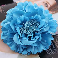 Fabric Satin Fascinators Flowers Hair Tool Headpiece