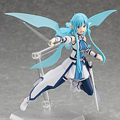 Figuras de Ação Anime Inspirado por Sword Art Online Fantasias 15 CM modelo Brinquedos Boneca de Brinquedo
