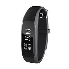 tanie Inteligentne zegarki-Monitor tętna dynamiczna lenovo hw01 inteligentny przydatności tracker bransoletka krokomierz bluetooth 4.2 Aktywność tracker