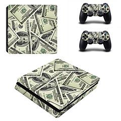 tanie PS4: akcesoria-B-SKIN PS4 slim Naklejka/skórka - PS4 slim Zabawne #