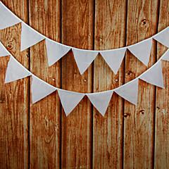 Casamento Aniversário Noivado Baile de Fim de Ano Ação de Graças Partido de escritório Festa de Casamento Dia Dos Namorados Algodão