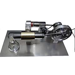 Stirling Machine näytöllä varustetun mallin Opetuslelut Tiede- ja tutkimuslelut Moottorin moottorimalli Ompelukone DIY