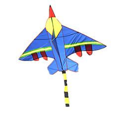 tanie Zabawa na dworze i sport-WEIFANG Latawiec Samolot Myśliwiec Twórczy Zabawne Poliwęglan Tkanina Dla obu płci Dla dzieci Prezent 1pcs