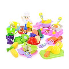 Hrajeme si na... Panenky Toy kuchyňských sestav Hračky Hračky Simulace Unisex Pieces