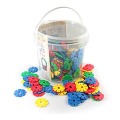 אבני בניין צעצוע חינוכי צעצועים צעצועים יוניסקס 200 חתיכות