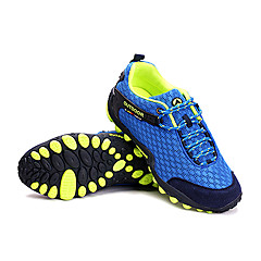 cheap Footwear & Accessories-LEIBINDI Running Shoes Hiking Shoes Sneakers Men's Anti-Slip Anti-Shake/Damping Wearproof Outdoor Low-Top Breathable Mesh Perforated EVA