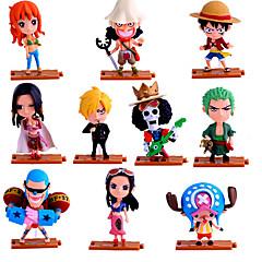 アニメのアクションフィギュア に触発さ ワンピース Roronoa Zoro PVC 10 cm モデルのおもちゃ 人形玩具