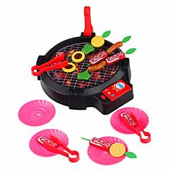 Hrajeme si na... Toy kuchyňských sestav Otcovské hry Hračky Kulatý Simulace Unisex Pieces
