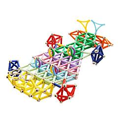 צעצוע מגנטי מקלות מגנטיים צעצועים מגנטיים אבני בניין כדורים Magic Stick בלוקים מגנטיים מגדיר בניין מגדיר צעצועים צעצועים קלסי לא מפורט