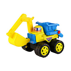 Pretend Play Pull Back Car/Inertia Car Beach & Sand Toy Toy Cars Beach Toys Construction Vehicle Dozer Excavator Toys Car Excavating