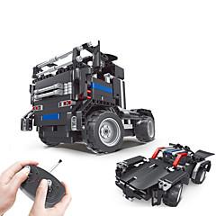 ブロックおもちゃ ラジオコントロール おもちゃの車 おもちゃ 車載 小品 子供用 男の子 ギフト