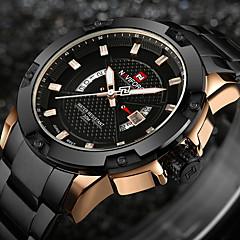 Herrn Kinder Sportuhr Militäruhr Kleideruhr Modeuhr Armband-Uhr Armbanduhr digital Japanischer Quartz LED Kalender Wasserdicht Alarm
