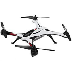 billige Fjernstyrte quadcoptere og multirotorer-RC Drone X350 6CH 6 Akse 2.4G Fjernstyrt quadkopter LED Lys / Feilsikker / Hodeløs Modus Fjernstyrt Quadkopter / Fjernkontroll / USB-kabel