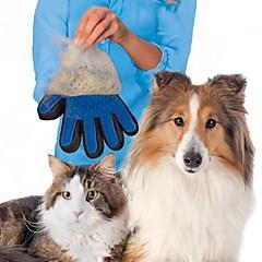 1pcs animale de companie grooming câini mănușă vărsat de păr stick de luare a părului curățare păr