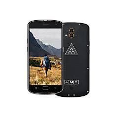 billiga Mobiltelefoner-AGM AGM X1 5.5 tum / 5.1-5.5 tum tum 4G smarttelefon (4GB + 64GB 13 mp Qualcomm Snapdragon 617 5400 mAh mAh) / 1920*1080 / Ja
