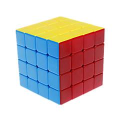 preiswerte -Magischer Würfel IQ - Würfel Rache 4*4*4 Glatte Geschwindigkeits-Würfel Magische Würfel Puzzle-Würfel Glatte Aufkleber Kinder Spielzeuge Unisex Geschenk