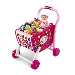 billiga Leksakskök och -mat-Låtsaslek Stor storlek Plast ABS Barn Unisex Pojkar Flickor Leksaker Present