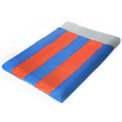 billiga Sovsäckar, madrasser och liggunderlag-LINGNIU® Sovsäck Utomhus Dubbel -10-5°C Dubbelbredd Håller värmen för