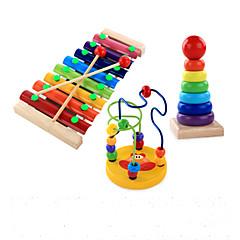 tanie Instrumenty dla dzieci-Cymbałki Klocki Zabawka muzyczna Zabawka edukacyjna Zabawa Dla dzieci Prezent Dla dziewczynek