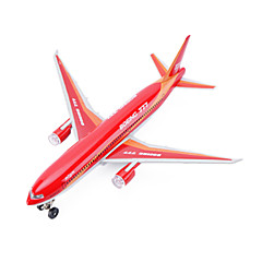 billiga Leksaker och spel-CAIPO Leksaksflygplan 777 Flygplan Musik & Ljus / Simulering Unisex