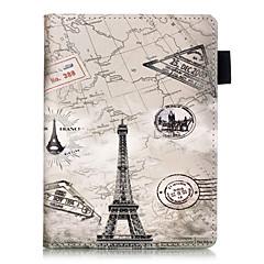 billige Nettbrettetuier-Etui Til Amazon Heldekkende etui Tablet Cases Hard PU Leather til