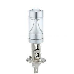 billige Tåkelys til bil-SENCART 2pcs P14.5S H1 Bil Elpærer 40W W SMD LED 800-1500lm lm LED Tåkelys