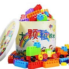 preiswerte -Bausteine Stapelspiele Bildungsspielsachen 1 pcs Heimwerken Quadratisch Kreisförmig Zylinderförmig Kinder Geschenk
