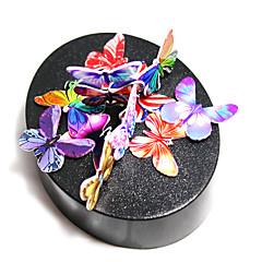 Escultura magnética Kit Faça Você Mesmo Brinquedos Magnéticos Brinquedo Educativo Quebra-Cabeças de Metal Alivia Estresse 1 Peças