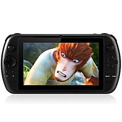 Gpd q9 quad core spilkonsol spiller tablet pc rk3288 gamepad android 4,4 2g ram 16gb 1024 * 600 ips håndholdte spil spillere