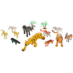 Bildungsspielsachen Spielzeuge Tier Tiere Jungen Stücke