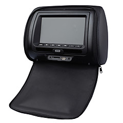 cheap -7 Inch Headrest Car DVD Player Support Games, SD Card(1 Pair)