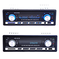 cheap -JSD-20158 12V Bluetooth Car Audio Auto Stereo Car Radio Player FM Receiver MP3 USB/SD Card/AUX in In-Dash 1 DIN Car Audio Player With Remote Control