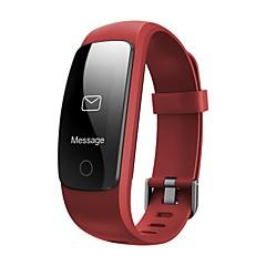 tanie Inteligentne zegarki-ID107 PLUS Inteligentne Bransoletka Android iOS Bluetooth GPS Sport Wodoodporny Pulsometry Ekran dotykowy Rejestrator aktywności fizycznej Rejestrator snu siedzący Przypomnienie Barometr Pulsometr