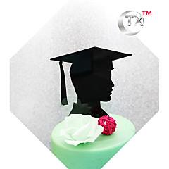 Kakepynt Ikke-personalisert Religiøs Akryl Jubileum Klassisk Tema OPP