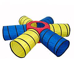 צעצוע חינוכי משחק אוהלים & מנהרות צעצועים גלילי לילדים בגדי ריקוד ילדים חתיכות