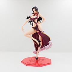 halpa -Anime Toimintahahmot Innoittamana One Piece Boa Hancock PVC CM Malli lelut Doll Toy