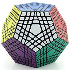 tanie Kostki Rubika-Kostka Rubika Shengshou Megaminx 7*7*7 Gładka Prędkość Cube Magiczne kostki / Gadżety antystresowe / Zabawka edukacyjna Puzzle Cube Naklejka gładka Prezent Dla obu płci