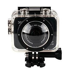 D&S N10 16MP 6MP 1920 x 1080 WIFI Vedenkestävä Mukava Säädettävä USB Panorama Laajakulma Multi-function 60fps 120fps 30fps -1/3 2,4 CMOS