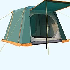 halpa -CAMEL 3-4 henkilöä Teltta Kaksinkertainen teltta Yksi huone varten Retkeily Matkailu CM