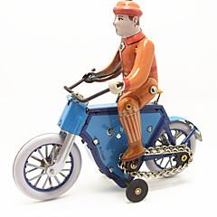 Opwindspeelgoed Speelgoedauto's Speeltjes Motorfietsen Fietsen Metaal 1 Stuks Kinderen Geschenk