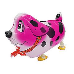 billige Originale moroleker-Ballonger Hunder Fest Oppblåsbar Aluminium Unisex Gutt Jente Leketøy Gave