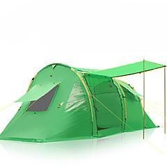 halpa -5-8 henkilöä Teltta Kaksinkertainen teltta Yksi huone Perheteltat Kosteuden kestävä Vedenkestävä Sateen kestävä Hengitettävyys varten